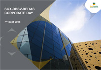 SGX-DBSV-REITAS Corporate Day