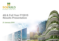 4Q & Full Year FY2015 Results Presentation