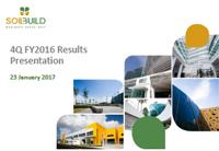 4Q FY2016 Results Presentation