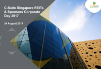 C-Suite Singapore REITs & Sponsors Corporate Day 2017