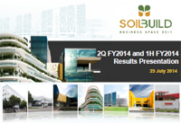 2Q FY2014 and 1H FY2014 Results Presentation