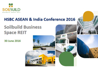 HSBC ASEAN & India Conference 2016