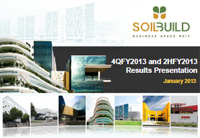 4QFY2013 and 2HFY2013 Results Presentation